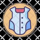 Protective Wear Armor Body Armor Icon