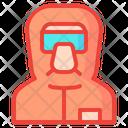 Protective Wear Protective Mask Coronavirus Icon