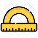 Protector Scale Tool Construction Icon