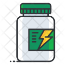 Energy Protein Substances Icon