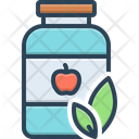 Protein Healthy Bottle Icon