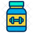 Powder Protein Proteins Icon