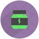 Protein Supplements Steroids Icon
