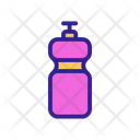 Sport Nutrition Bottle Icon