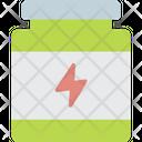 Protein Jar Protein Protein Shake Icon