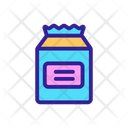 Protein Package Icon