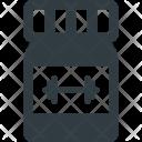Protein Powder Mix Icon