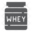Whey Protein Diet Icon
