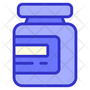 Protein Powder Protein Supplement Icon