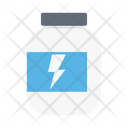 Proteins Energy Jar Icon