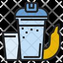 Protein shake Icon