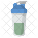 Bodybuild Protein Shake Icon