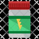 Protein supplement Icon