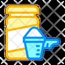 Protein Supplement Protein Power Protein Icon