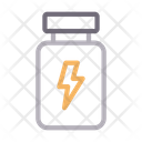 Proteins Jar Energy Icon