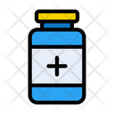Proteins Supplements Food Icon