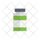 Proteins Jar Food Icon