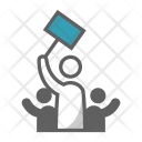 Protest People Fast Icon