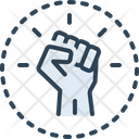 Protest Desire Achievement Icon