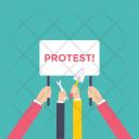 Protesters Icon