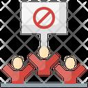 Protestors Icon