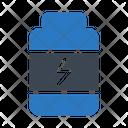 Protiens Powder Jar Icon