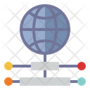 Protocol Internet Data Transfer Icon
