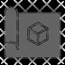 D Prototype Modelling Icon
