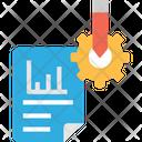 Prototypev Prototype Report Management Icon