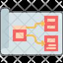 Prototype Business Blueprint Icon