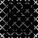 Prototype Layout Design Icon