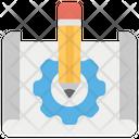 Prototyping Development Process Workflow Icon