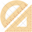 Protractor Degree Tool Measuring Tool Icon
