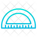 Geometry Protractor Protractor Protractor Tool Icon