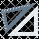 Design Protractor Draw Icon