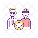 Providing Partnership Partnership Industry Collaborative Icon