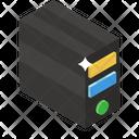 Proxy Server Data Server Data Administration Icon
