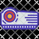 Proyektor Icon