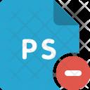 Ps Adobe File Icon