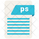 Ps file Icon