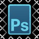 File Adobe Ps Icon