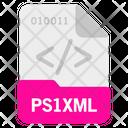 Ps1xml file Icon
