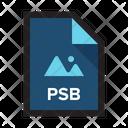Psb Raw Photo Icon