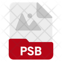 Psb file Icon