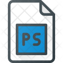 Psd Photoshop File Icon
