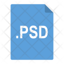 Psd File Format Icon