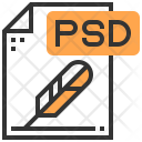 Psd Type File Icon