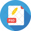 Psd Extension File Icon