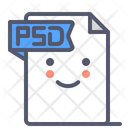Psd File Psd Document Icon