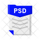 File Psd Document Icon